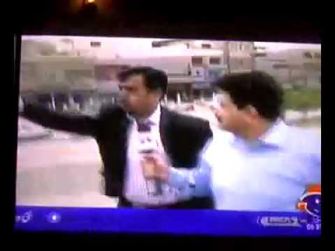 GEO Hamid Mir interviews Mustafa Kamal mayor Karachi MQM