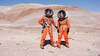 Radikalus Smalsumas.  š Didžiausios Marso Simuliacijos Grįžusio Popovaitės įspūdžai