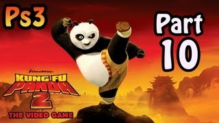 Kung Fu Panda 2: The Video Game (PS3) Walkthrough Part 10