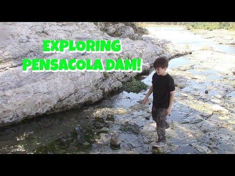 EXPLORING PENSACOLA DAM IN OKLAHOMA
