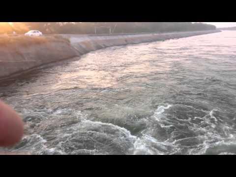 Narmada river main canal
