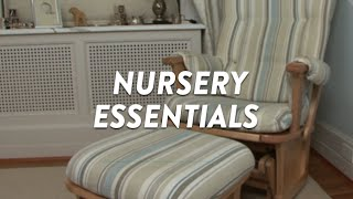 Nursery Essentials | Cloudmom