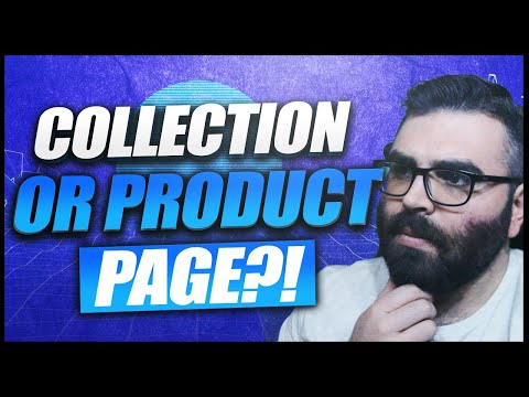 Do Collection Ads Work? Let's Find Out! Part 1 (Shopify Print On Demand)