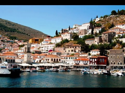 Best Tourist Place to visit in Greece, Hydra Island