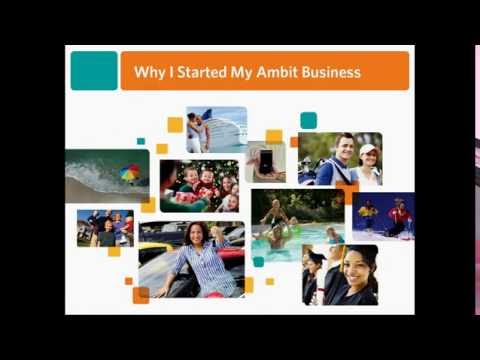 Ambit Energy Presentation with Bishop Eric Johnson