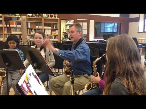 William Penn Charter School 6th Grade Band Program Introduction