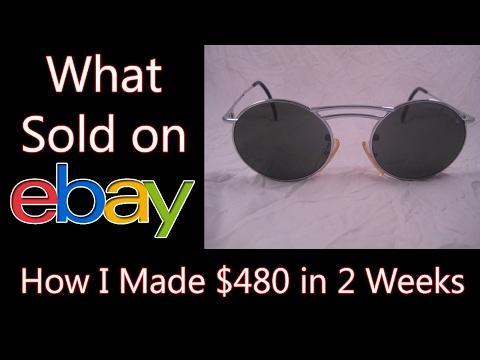 what-sold-on-ebay---tweety-kettle,-porsche-sunglass,-pfaltzgraff,-eyeglass-frames---dorky-thrifters