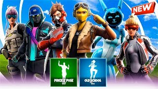 🔥 *FILTRATED* ALL NEW FORTNITE SKINS AND BAILES! 🔥 (NEW SEASON 9) [Flopper]