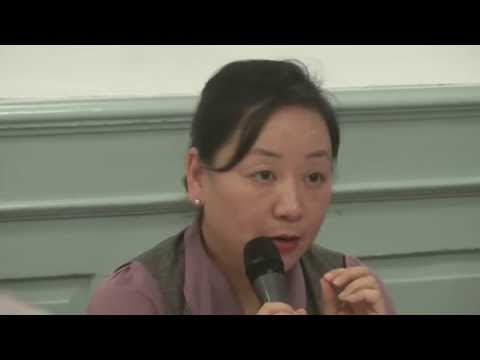Speech of Kalon dekyi choyang Sunday,02 22 2015 in Zurich