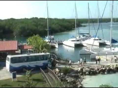 Marina Cayo Santa María