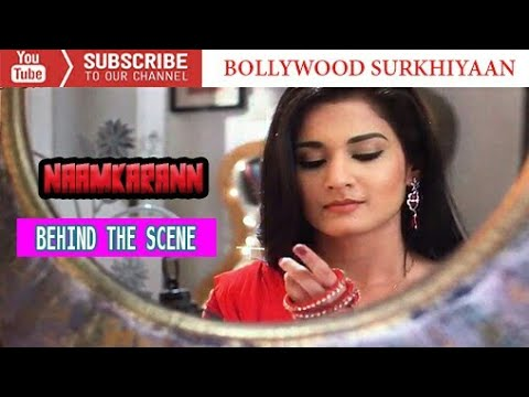 Naamkaran | Behind The Scene | Beautiful Avni | Star Plus Tv Serial News