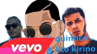 anuel aa ft quimico ultramega coronamos remix official 2016 lito kirino