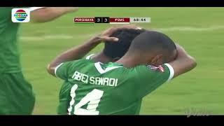 Download Video Piala Presiden 2018: Gol Nelson Alom Persebaya Surabaya (3) vs PSMS Medan (3) MP3 3GP MP4