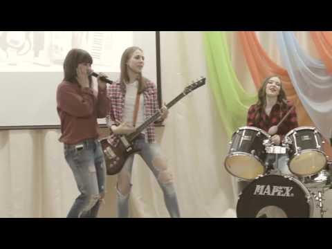Видео на школьный конкурс Павлова Анна 9б 1