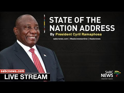 State of the Nation Address debate: 12 February 2019