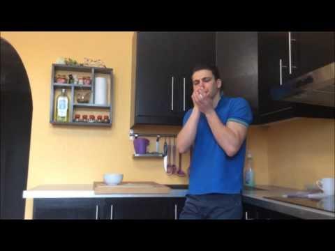 Как связать пасхальное яйцо крючком (Crochet easter egg