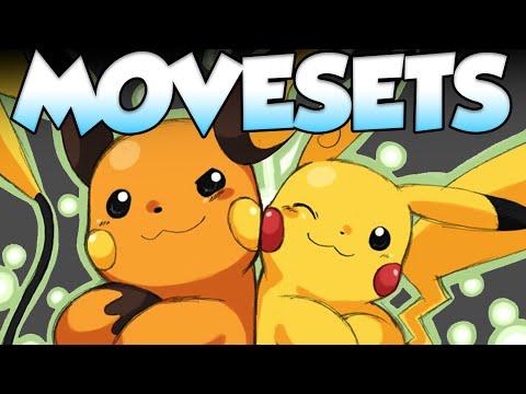 BEST PIKACHU MOVESET EVER! ENDEAVOR PIKACHU OP! How To Use: Pikachu And Raichu