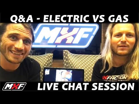 Q&A - Electric vs Gas Dirt Bike w/ Special Guest!! We Talk Sound, Price, Battery Life, & More!!