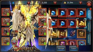 Legacy of Discord - FREE VIP0 34M BR TOP4 SERVER