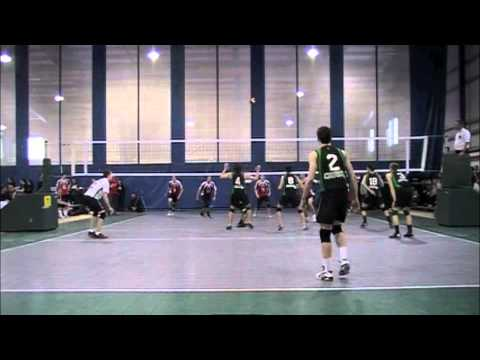 2011 Crush Volleyball 18U Ontario Championship Highlights