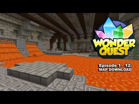 Wonder Quest - Complete Season 1 map download!! Minecraft Project on