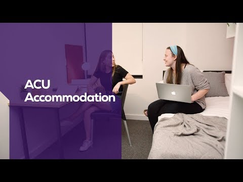 ACU Accommodation