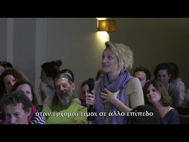 Impression - Holistic AYM seminar Nov 2019