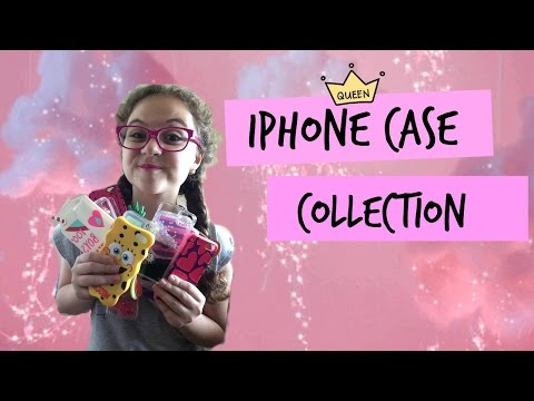 Mi coleccion de fundas - iPhone case collection📲 Mica