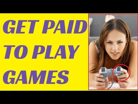 Get Paid To Play Video Games 🎮 Video Game Tester Jobs 🎮2020🎮🎮🎮