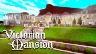(2 millions) Victorian Mansion Tour - France Bienvenue à Roblox Bloxburg
