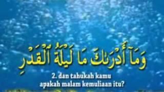 97.AL-QADR - AHMAD SAUD
