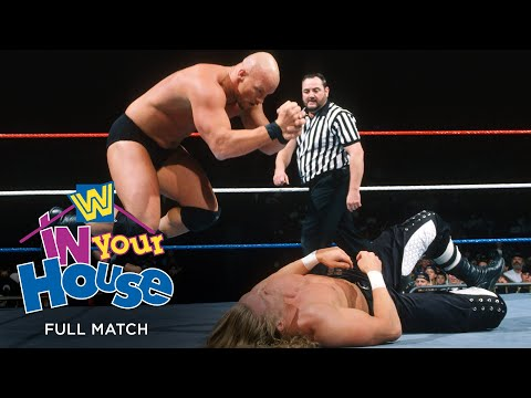 FULL MATCH - Austin vs. HHH: WWE In Your House: Buried Alive 1996