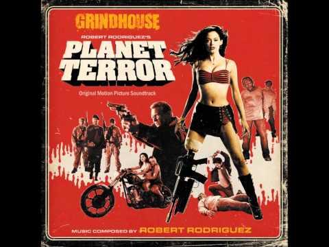Planet Terror OST-Melting Member - Robert Rodriguez