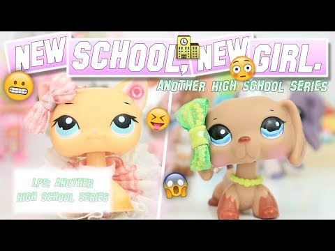 LPS: Another High School Series  Episode 1, Part 12 New School, New Girl New MiniSeries