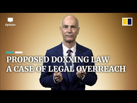 Proposed doxxing law a case of legal overreach