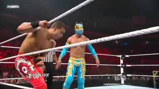 Baixar - Sin Cara Mistico Debut First Full Match On Raw Grátis