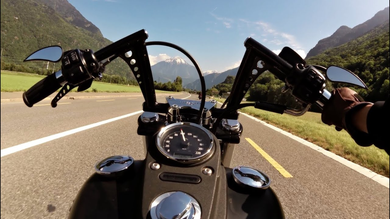 a road trip harley davidson through the south of france youtube. Black Bedroom Furniture Sets. Home Design Ideas
