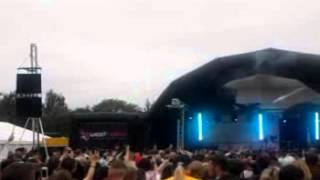 Amelia Lily live at Newcastle Pride