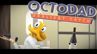 Octodad - Wined and Dined!