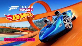 Forza Horizon 3 — трейлер дополнения Hot Wheels
