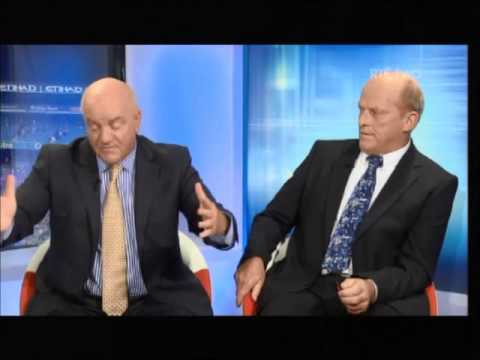 Ger Loughnane, Cyril Farrell and Donal O'Grady on 2013 All Ireland ...
