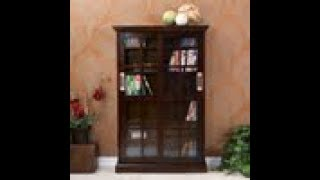 MS1071: Sliding Door Media Cabinet - Espresso Assembly Video