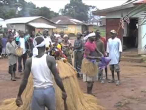 Liberian Culture