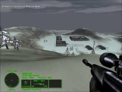 Delta Force Land Warrior - Mission 5-Operation Free Press