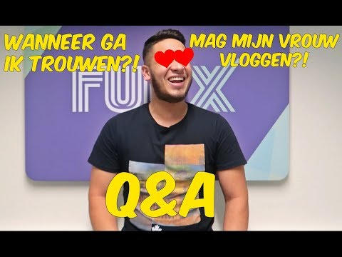 Q&A - HEB IK EEN VRIENDIN?! - YOUSTOUB