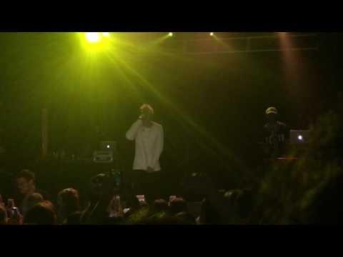 William Singe - Fake Love, Broccoli & Caroline cover LIVE at Max Watts, Brisbane