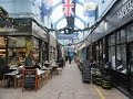 Walking around Brixton Village Indoor Market, Brixton, London - Friday 15th November 2013