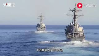 韩国放话世宗大王驱逐舰秒杀中国055大驱 网友甘拜下风