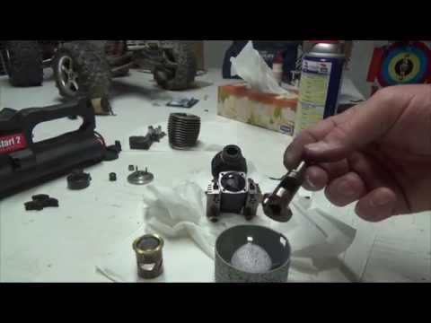 K 5.9 HPI engine teardown and inspect