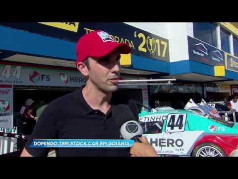 GA - Domingo tem Stock Car em Goiânia - 31-03-2017